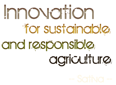 Innovation for sustainable and responsible agricolture